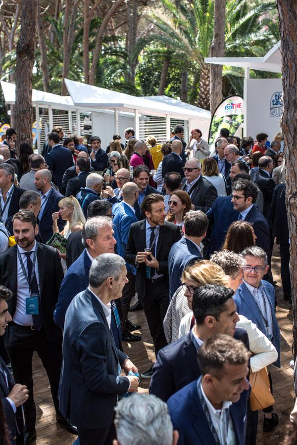 Aperitivo organizzato durante evento